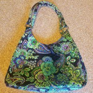 Vera Bradley Blue Rhapsody purse